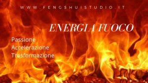 energia fuoco feng shui